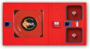 Instalación armario BIE extintor